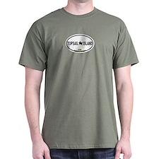 Topsail Island NC T-Shirt