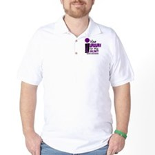 I Wear Purple For My Aunt 9 PC T-Shirt