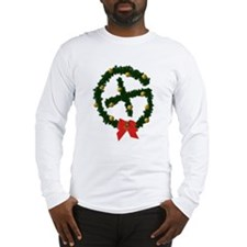 """Merry Cachemas""  Long Sleeve T-Shirt"