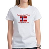 Perfect Norwegian Twin Tee