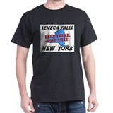seneca falls new york - been there, done that T-Shirt