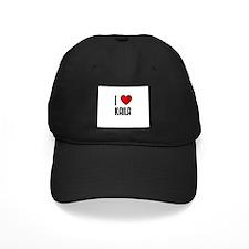 I LOVE KAILA Baseball Hat