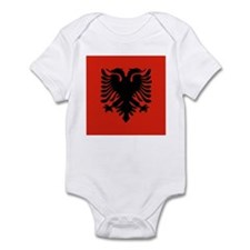Albanian Infant Bodysuit