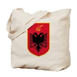 Albania Coat of Arms Tote Bag