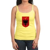 Albania Coat of Arms Ladies Top