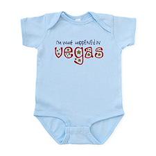 I'm What Happened In Vegas Infant Bodysuit