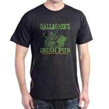 Gallagher's Vintage Irish Pub Personalized T-Shirt
