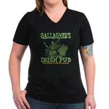 Gallagher's Vintage Irish Pub Personalized Shirt
