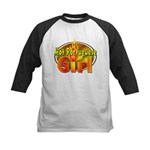Hot Portuguese Girl Kids Baseball Jersey