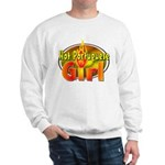 Hot Portuguese Girl Sweatshirt