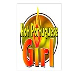 Hot Portuguese Girl Postcards (Package of 8)