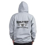 Lineman Work It Hot Zipped Hoody