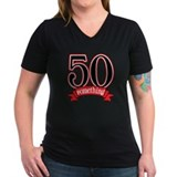 50 Something 50th Birthday Shirt