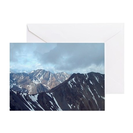 Alaska Scene 10 Greeting Card