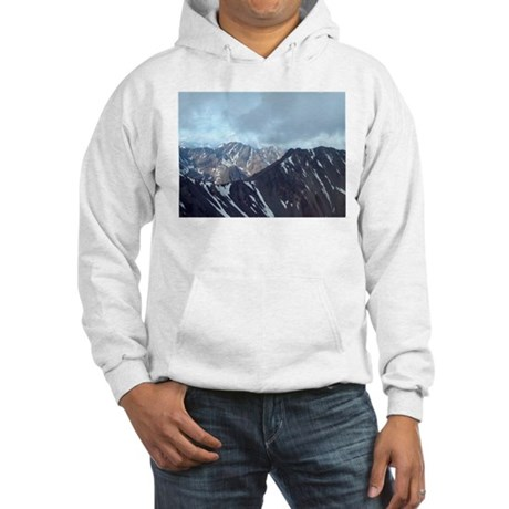 Alaska Scene 10 Hooded Sweatshirt