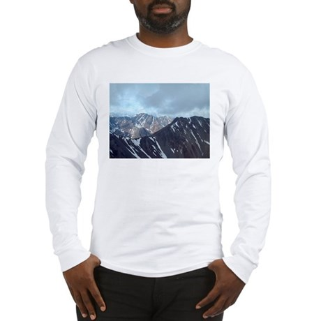 Alaska Scene 10 Long Sleeve T-Shirt