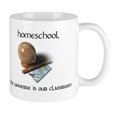 Homeschool Universe Mug