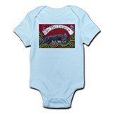 Scottish Terrier Slumber Infant Bodysuit