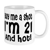 Buy me a Shot Small Mug