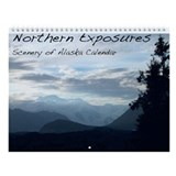 Northern Exposures Alaska Scenery Wall Calendar