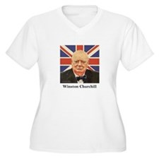 """Winston Churchill"" T-Shirt"