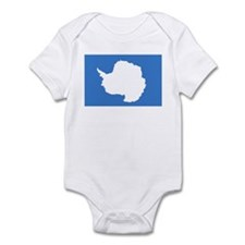 Antarctica Flag Infant Bodysuit