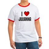 I LOVE JULIANNA T