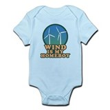 Wind Is My Homeboy Infant Bodysuit