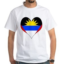 I Love Antigua Shirt