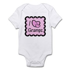 I Love Gramps Infant Bodysuit