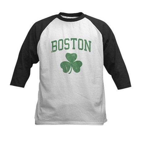 Boston Irish Kids Baseball Jersey