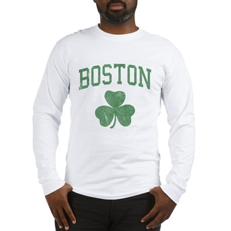 Boston Irish Long Sleeve T-Shirt