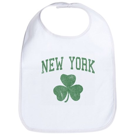 New York Irish Bib
