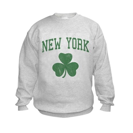 New York Irish Kids Sweatshirt