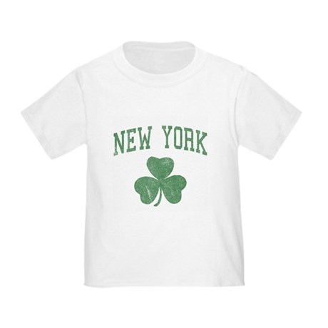 New York Irish Toddler T-Shirt