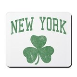 New York Irish Mousepad