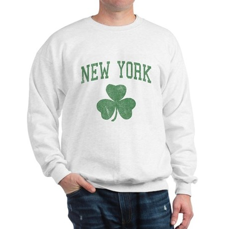 New York Irish Sweatshirt