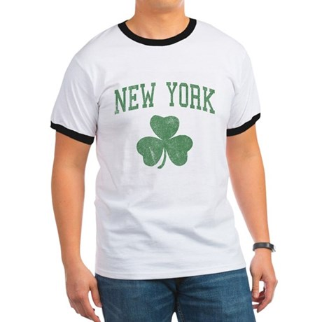 New York Irish Ringer T