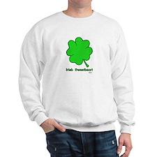 Irish Clover Sweatshirt