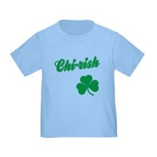 Chi-rish Chicago Irish T