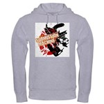 Jiu jitsu hooded sweatshirt - Submission Machine
