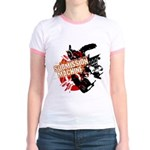 Jiu jitsu girls teeshirt - Submission Machine