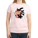 Jiujitsu girls t-shirts - Submission Machine