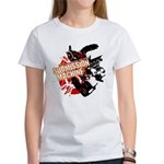 Jiu jitsu girls tee shirt - Submission Machine