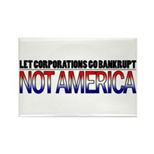 Let them eat cake! Rectangle Magnet (10 pack)