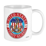 Coast Guard Masons Mug