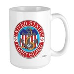 Coast Guard Masons Large Mug