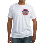 Coast Guard Masons Fitted T-Shirt