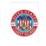 Coast Guard Masons Postcards (Package of 8)