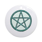 Pentagram Ornament (Round)